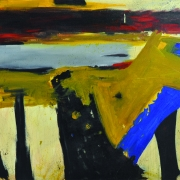 4-Eclipse, 2011 Available For Sale | Oil On Canvas | 61.5 x 92 cm