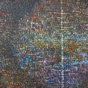 11-Siri Pohon Beringin - Daerah RM 4,950.00-SOLD | Acrylic on canvas| 157 x 127 cm
