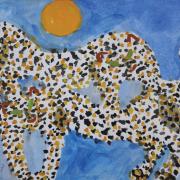 15-Popo-Iskandar,-1997,-Watercolour-on-paper,-14-x-20.5cm