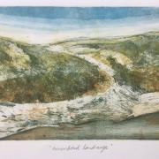 Lot-15-Rafiee-Abdul-Ghani-Remembered-Landscape-print-on-paper-APII-19-x-88.5-cm