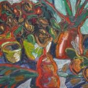 Rafiee Ghani, Le Jardin Series 1993 45 x 59.5 cm