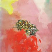 6-RSA-Village-In-The-Sky-2010-Acrylic-on-canvas-120-x-90-cm