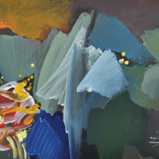 9-Raphael-Scott-Ahbeng,-'Morning'-(2012),-30.5cm-x-22.5cm,-Acrylic-on-board