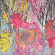 16-The Glory Of Morning, 2008 RM 23,100.00-SOLD | Oil on canvas | 182 x 243 cm