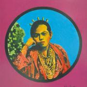 "RM 14,300.00-SOLD Redza Piyadasa ""Malay Woman"" (2003) 47 x 33 cm RM 8,000 - 15,000"
