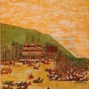 9-Hong Kong, Undated RM 7,150.00-SOLD   Batik   60.5 x 45 cm