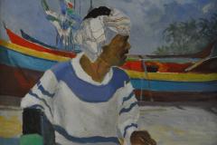 LOT 23-Khalil-Ibrahim-_Pantai-Kudu-I-(1999)-Acrylic-on-canvas-28cm-x-33.5cm-RM-2,200---4,000
