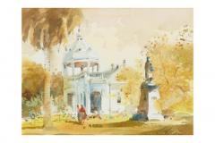 LOT 50 Ong-Kim-Seng-_Autumn-in-Bendigo_-(1990)-27cm-x-36cm-Watercolour-on-paper-RM-7,000---10,000