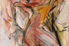 LOT 25 Yusof-Ghani-Siri-Segerak-(B2),-2005-Mixed-media-on-canvas-51-x-25.5-cm-RM-8,000---12,000