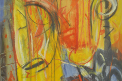 LOT 53 Yusof-Ghani-_Topeng-60_-(1996)-74.5x55cm-mixed-media-on-paper-RM-8,000---14,000