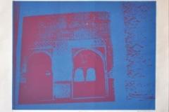 LOT 39 Ahmad Khalid Masjid Print 43 x 56 cm RM 1,800 - 2,500