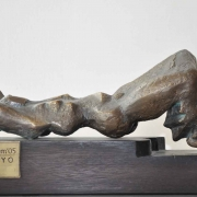 2-Leleson m'05 RM 4,400.00 | Bronze | 14 x 27 x 18.5 cm