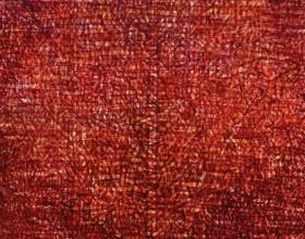 Nizar Kamal Ariffin (2012) Siri Pohon Beringin -Daerah 10 Acrylic on canvas 137 x 167 cm