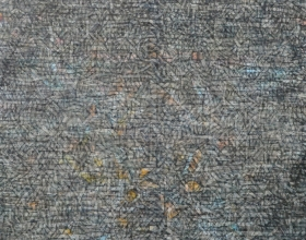 Nizar Kamal Ariffin (2012) Siri Pohon Beringin-Daerah 27 size 217 x 217cm