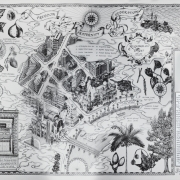 2-Buckingham Street and Its Vicinity, 2002 RM 25,300.00-SOLD | Lithograph Edition 3:6 | 66 x 84 cm