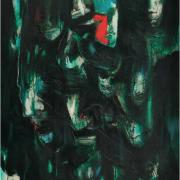 10-Wajah Series - Petani Pulang Malam, 2008 RM 23,100.00-SOLD | Oil on canvas | 120 x 90 cm