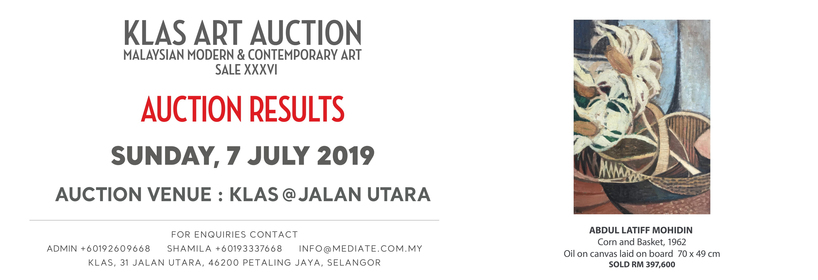 AUCTION RESULTS JULY 2019 WEB 2-1