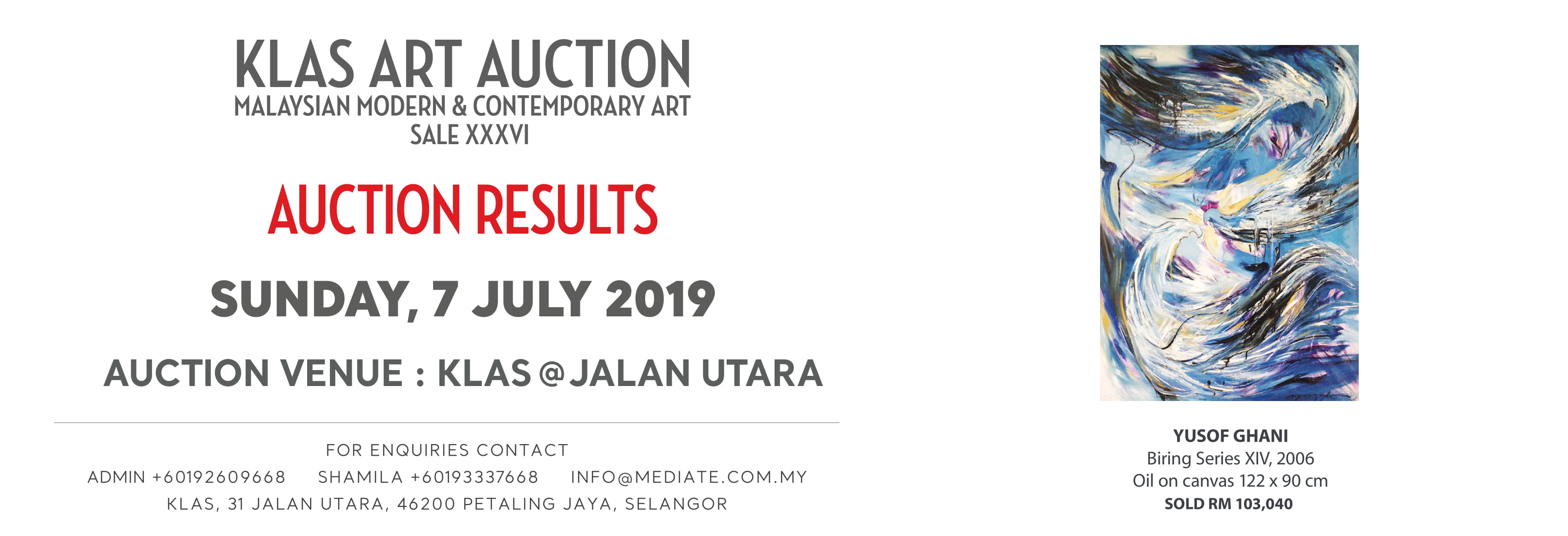 AUCTION RESULTS JULY 2019 WEB 3-1