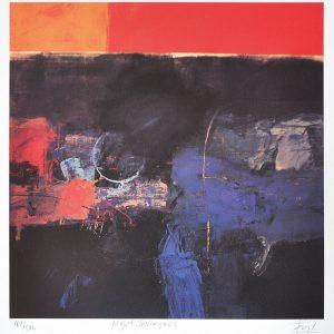 Tajuddin-Ismail-Night-Journey-No.5-Print-on-paper-30.5-x-30.5-cm-1